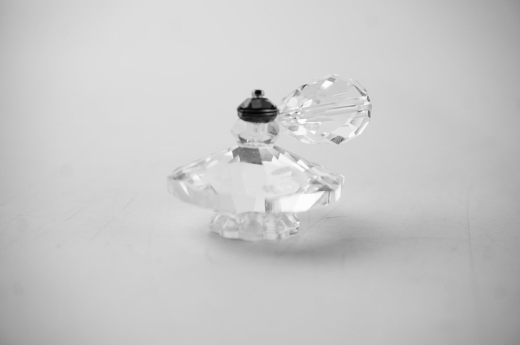 (7) ASSORTED CRYSTAL GLASS FIGURINES - 8