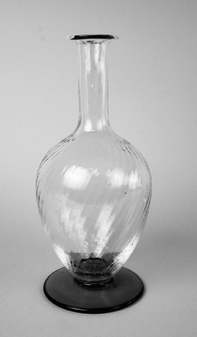 3pcs ASSORTED ART GLASS - 4