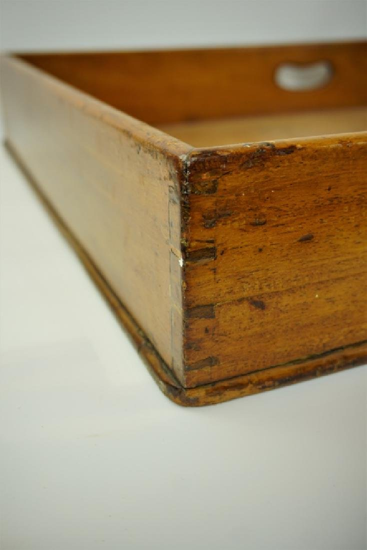 19TH CENTURY BUTLERS TRAY - 3