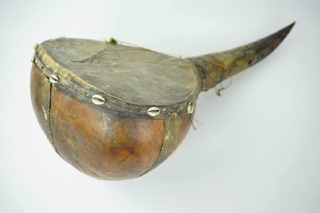 PRIMITIVE PACIFIC ISLANDS MUSICAL INSTRUMENT - 4