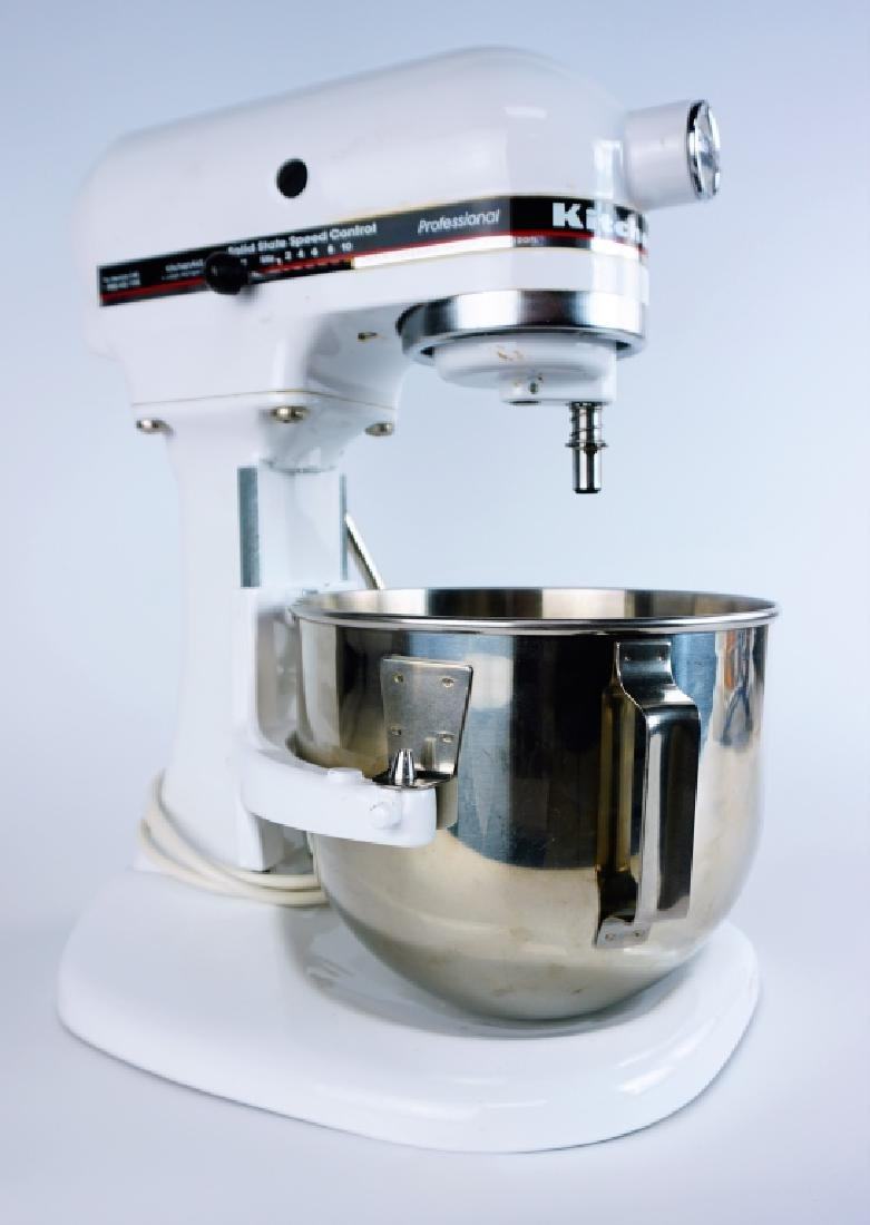 KITCHENAID PROFESSIONAL MIXER KSM50 - 2