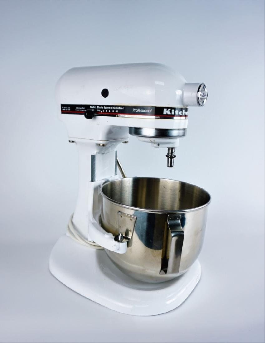 KITCHENAID PROFESSIONAL MIXER KSM50 - 3