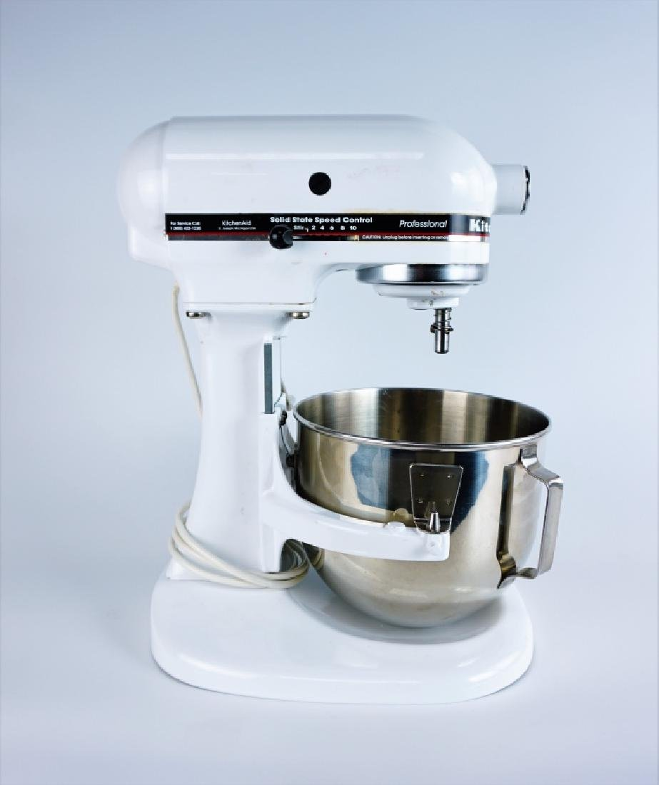 KITCHENAID PROFESSIONAL MIXER KSM50 - 4