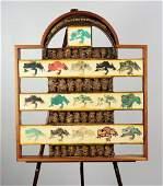 ROBERT SLENKER POND BUDDIES 3D WALL ART