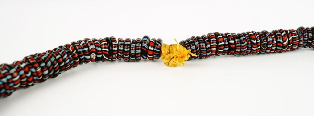 GLASS BEAD NECKLACE - 3
