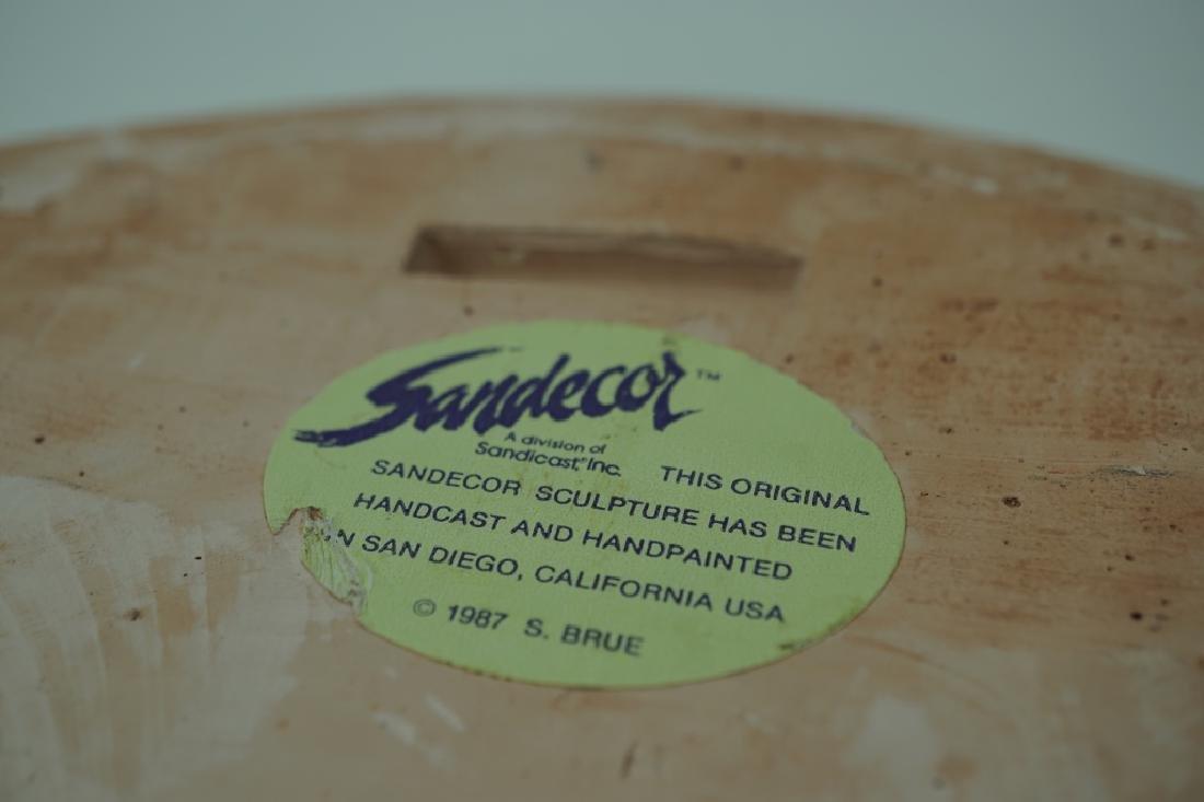 1987 SANDECOR SOUTHEWESTERN PLATE - 5