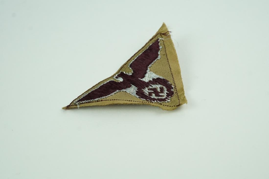 WORLD WAR II GERMAN EAGLE PATCH - 3