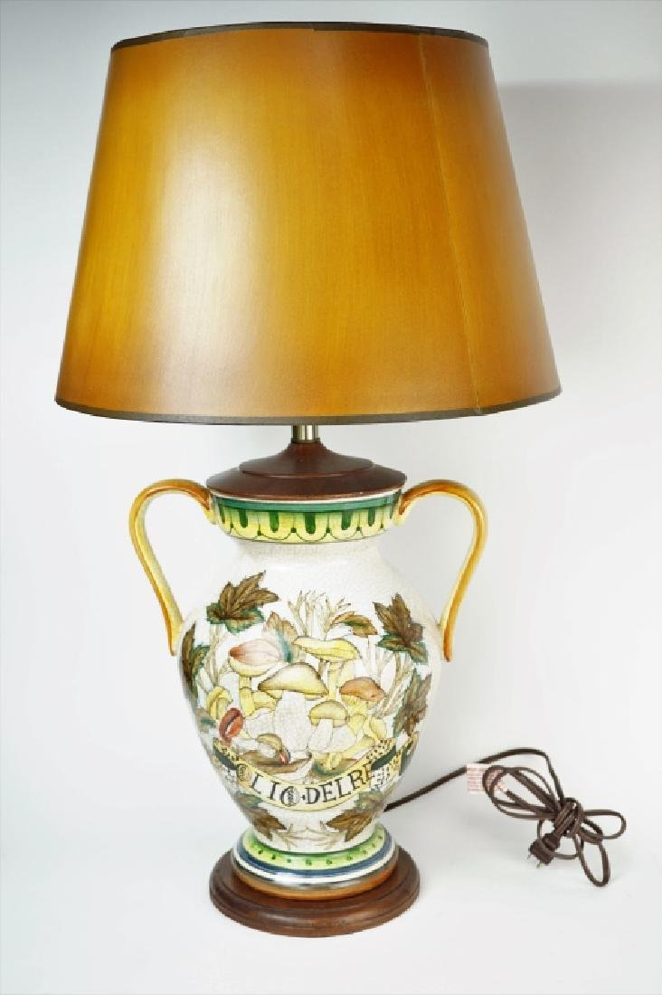TUSCAN OLIO DEL RE TABLE LAMP