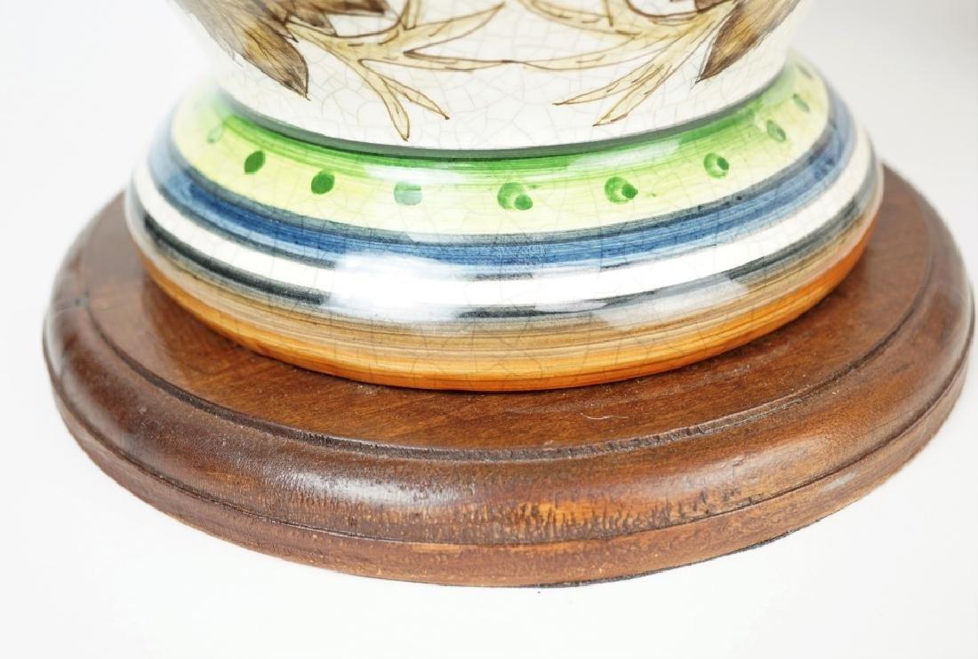 TUSCAN OLIO DEL RE TABLE LAMP - 6