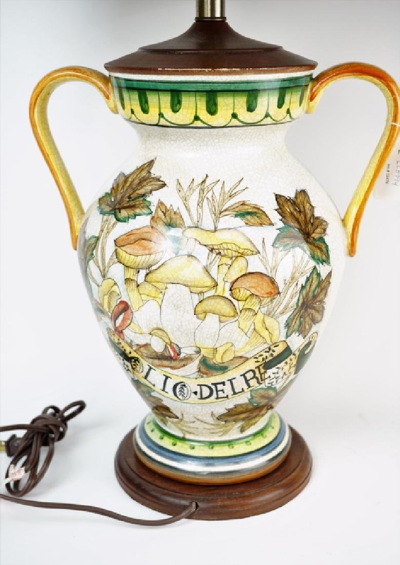 TUSCAN OLIO DEL RE TABLE LAMP - 7
