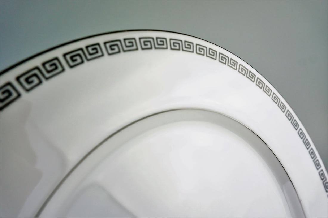 85pc CROWN EMPIRE CHINA MARQUIS DINNER SERVICE - 8
