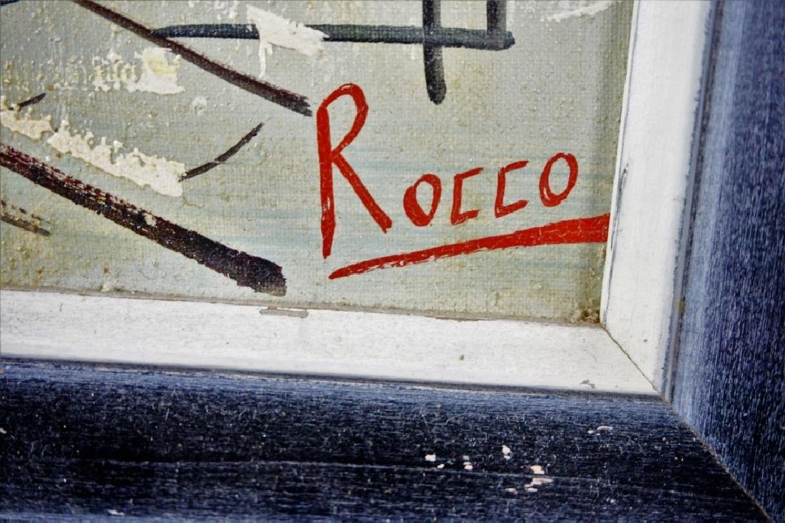 ROCCO (ITALIAN/20TH CENTURY b.1924) - 7