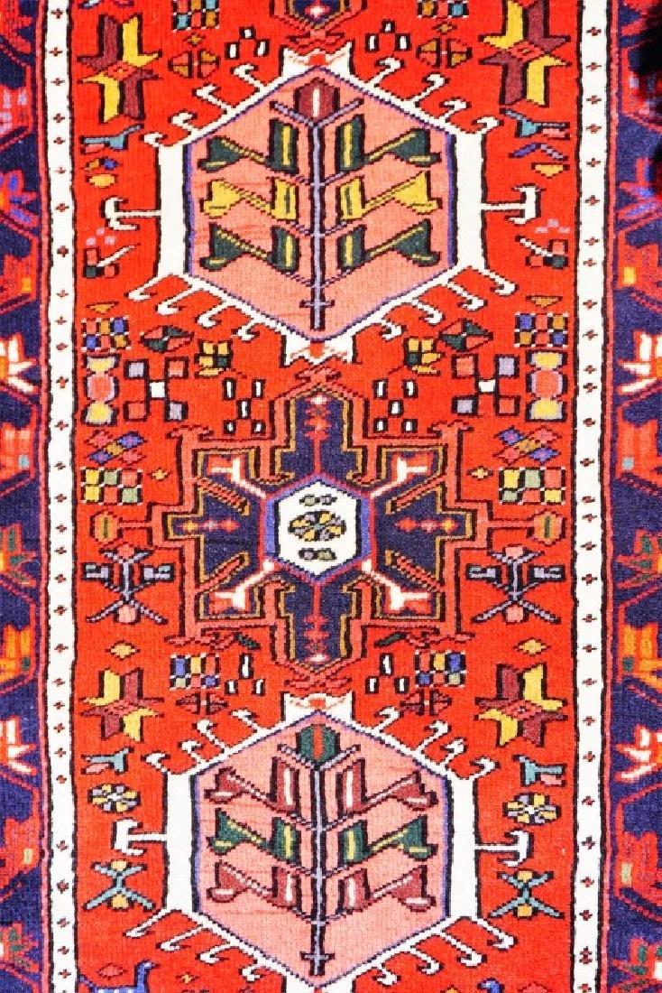 PERSIAN HERIZ RUNNER - 4