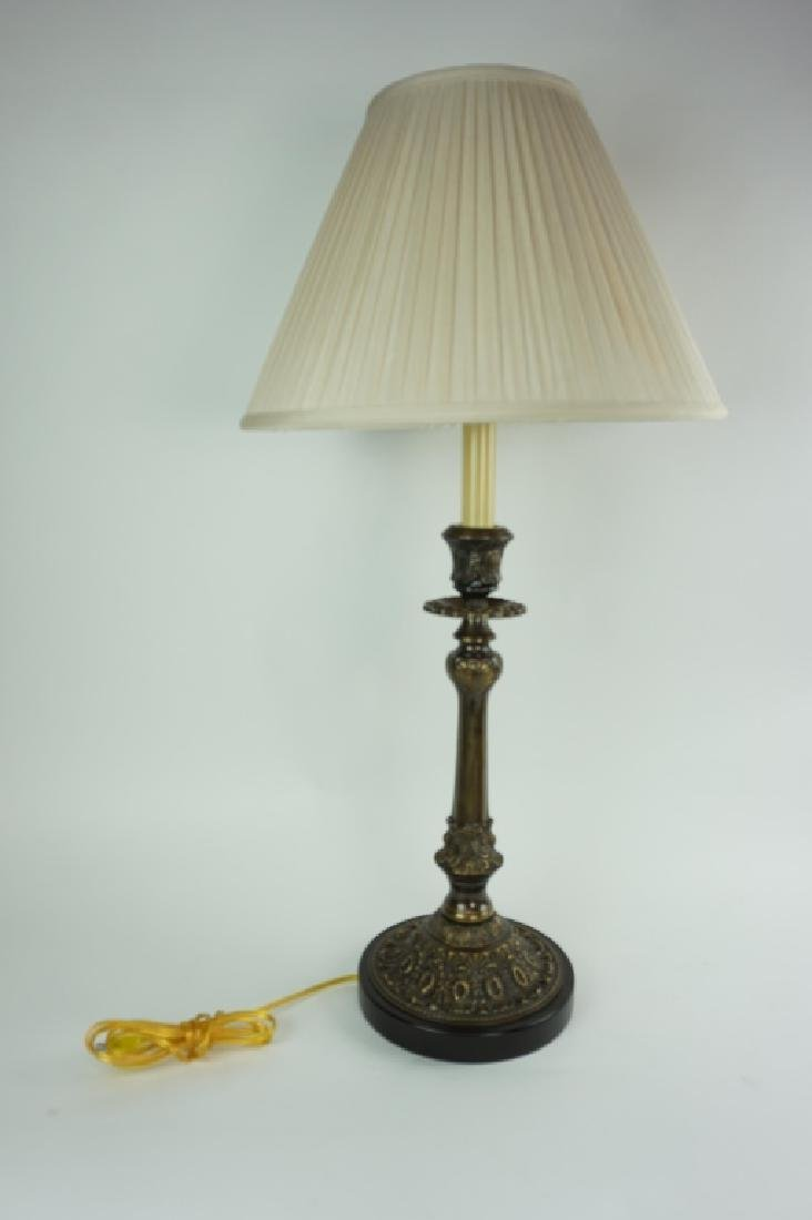 FREDERICK COOPER LAMP WITH SHADE