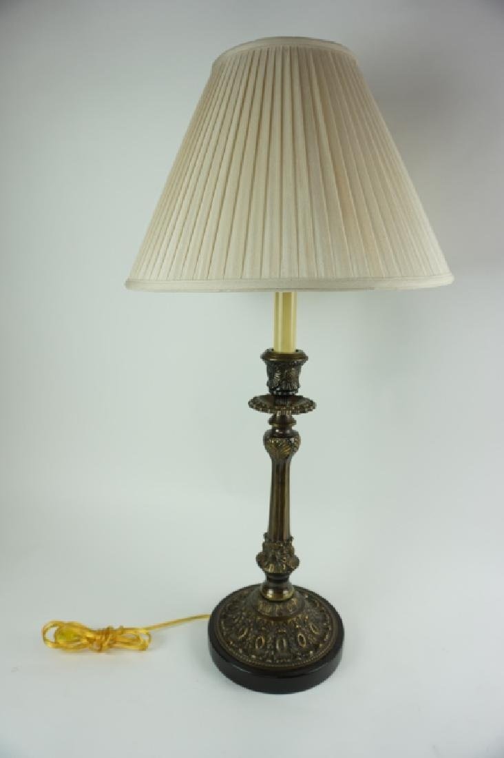 FREDERICK COOPER LAMP WITH SHADE - 5