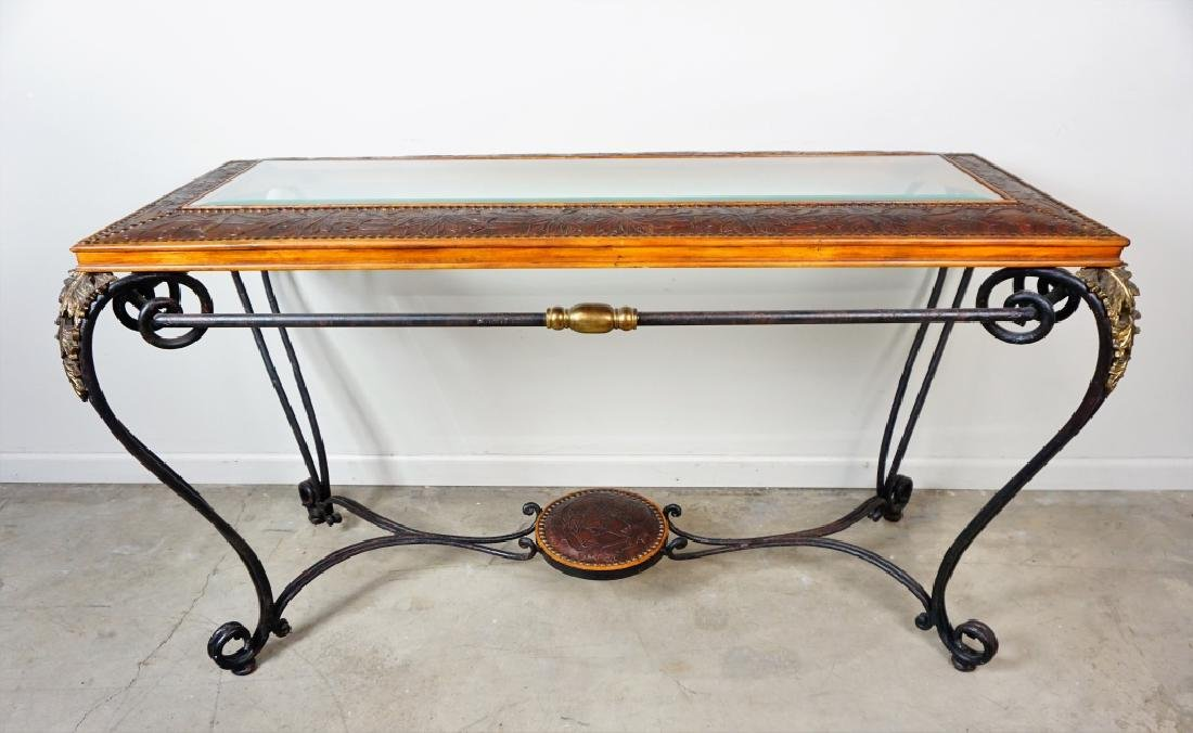 TORINO CONSOLE TABLE/FLAT TV STAND
