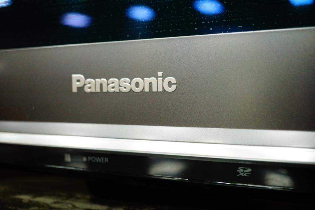 """50"""" PANASONIC 3D PLASMA TV MODEL TC-P5OVT20 - 4"""