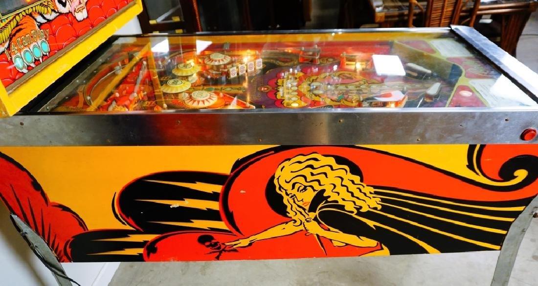 BALLY MATA HARI PINBALL MACHINE (1978) - 4