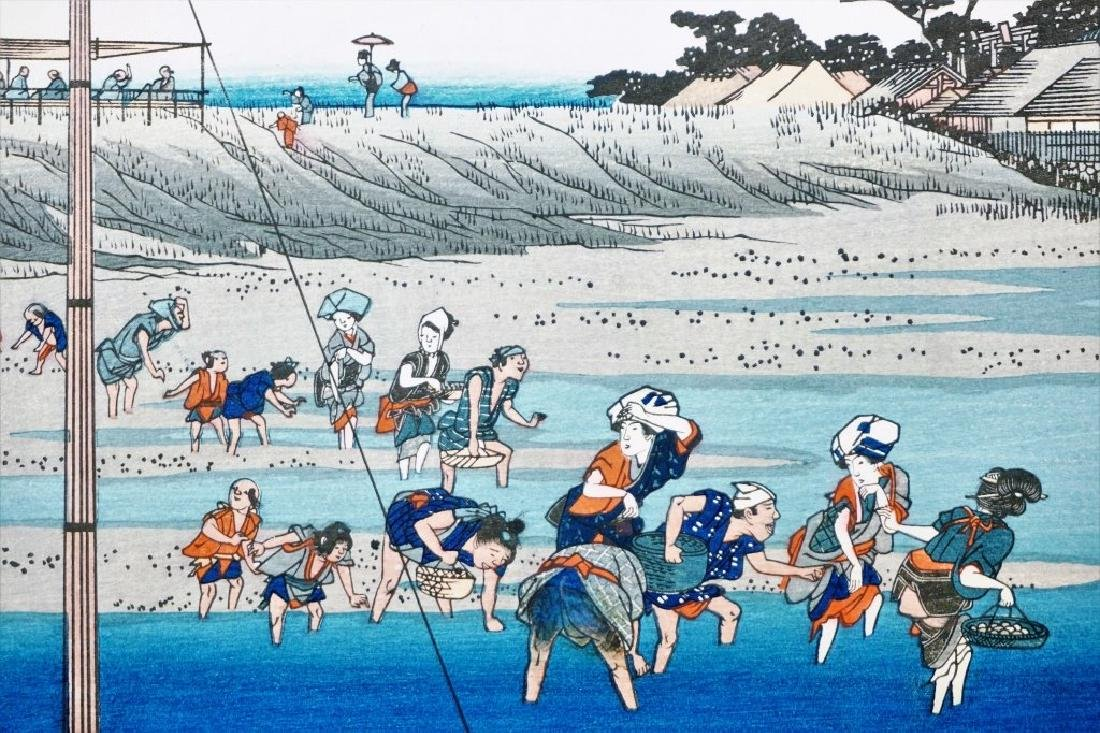 UTAGAWA SHIGENOBU (HIROSHIGE II) (JAPAN 1826-1869) - 7