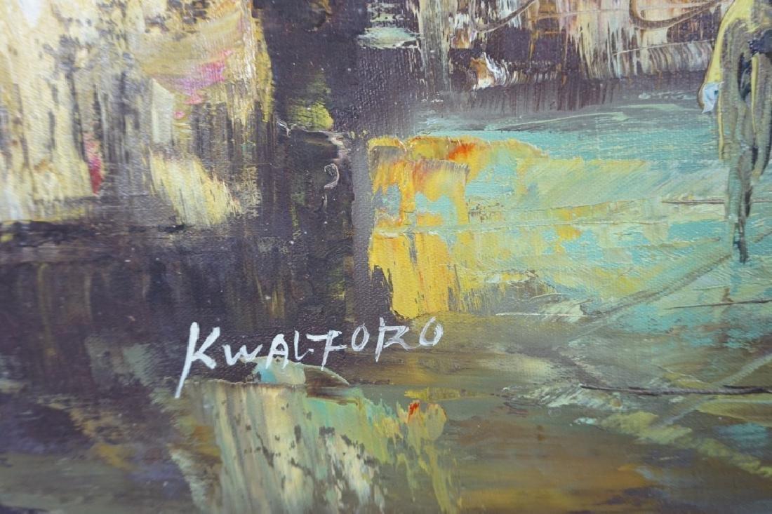 KWALFORO (AMERICAN/20TH CENTURY) - 4