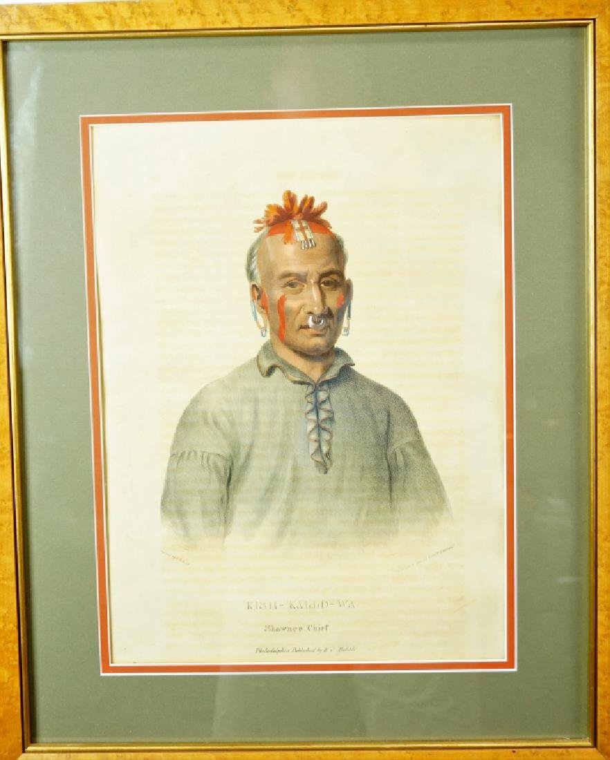 THOMAS L. MCKINNEY AND JAMO HALL LITHOGRAPH