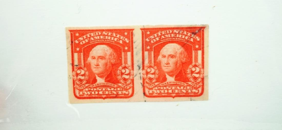 ASSORTED VINTAGE AND ANTIQUE STAMPS - 7