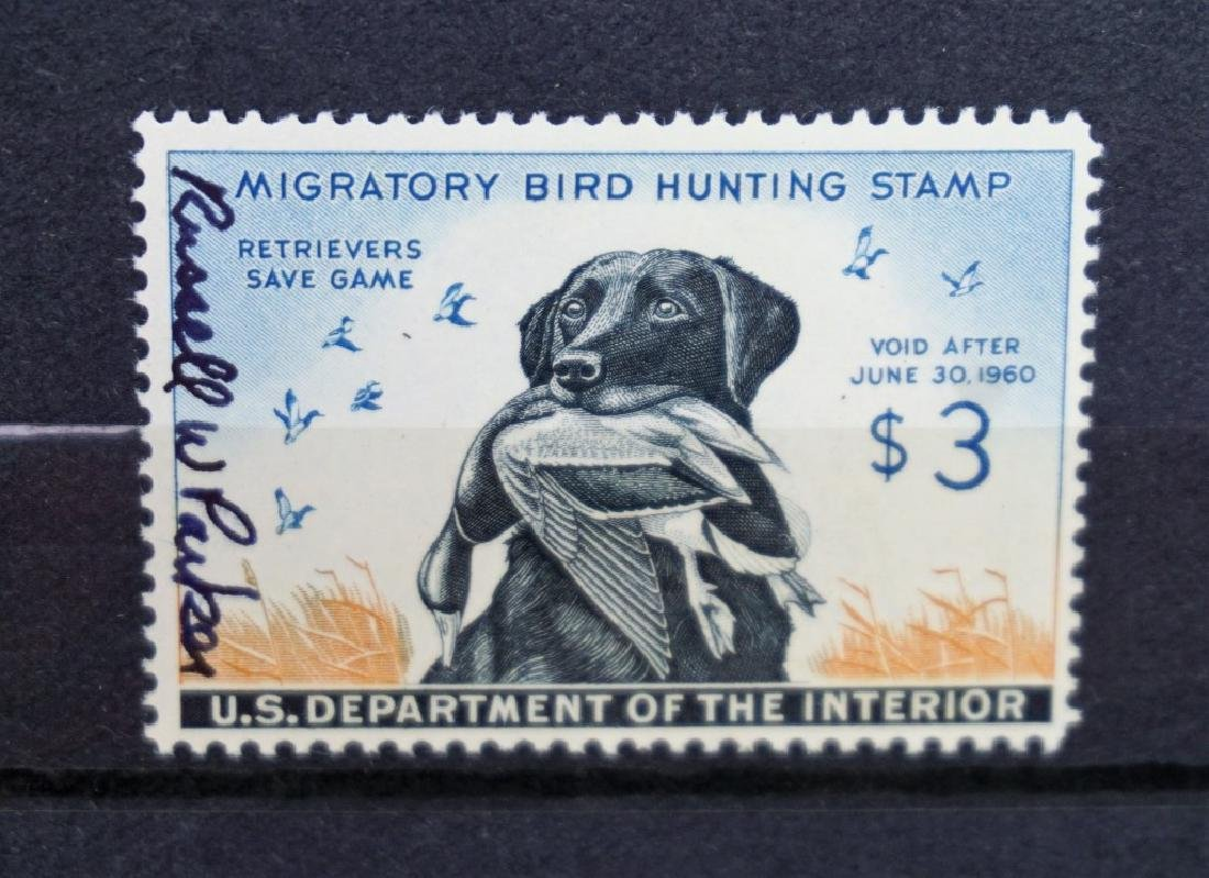 ASSORTED VINTAGE AND ANTIQUE STAMPS - 8