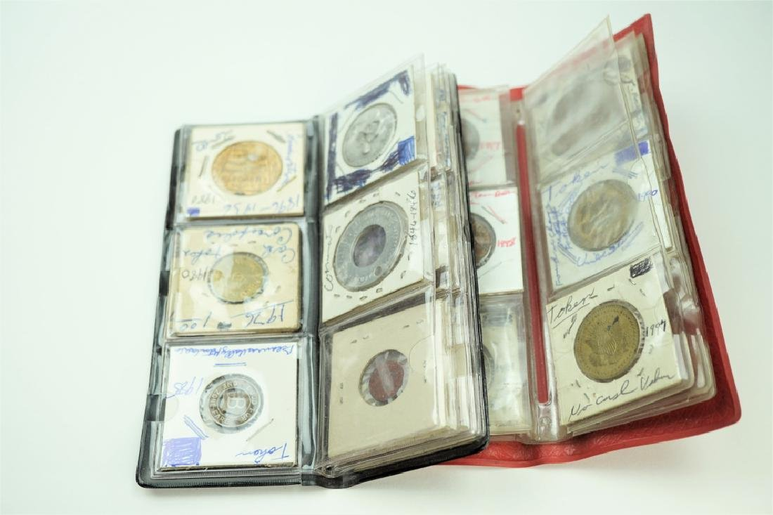(32) ASSORTED US TRADE TOKENS - 7