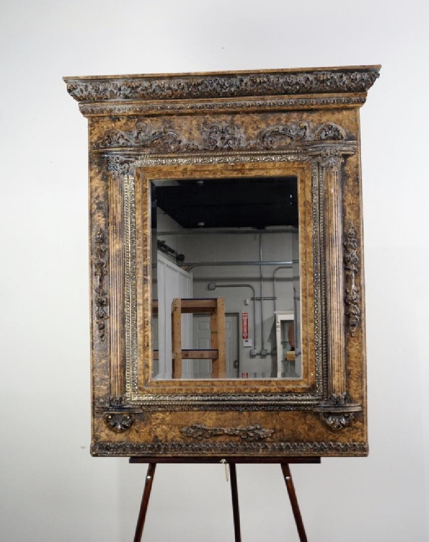 ARCHITECTURAL STYLE WALL MIRROR
