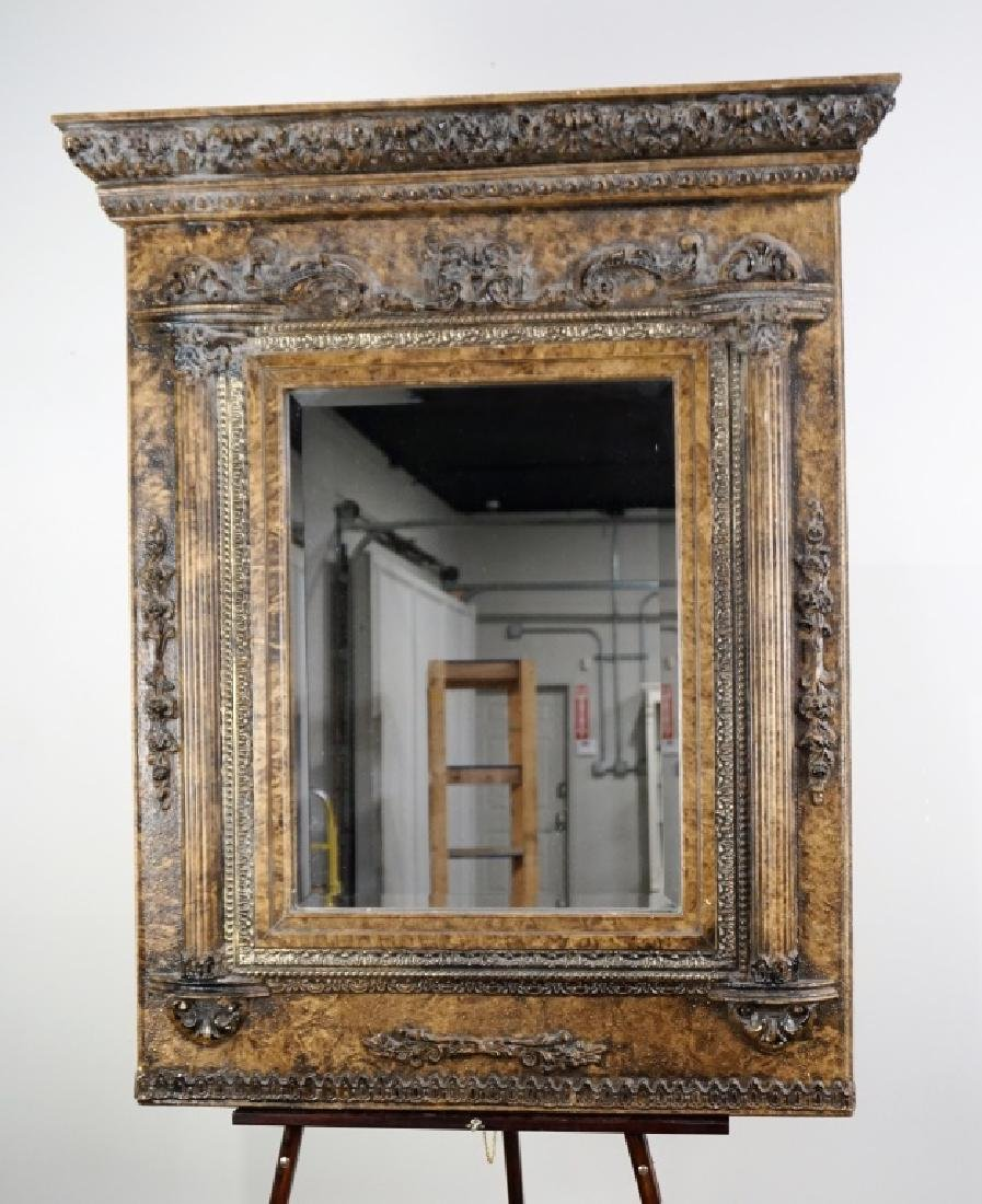 ARCHITECTURAL STYLE WALL MIRROR - 2