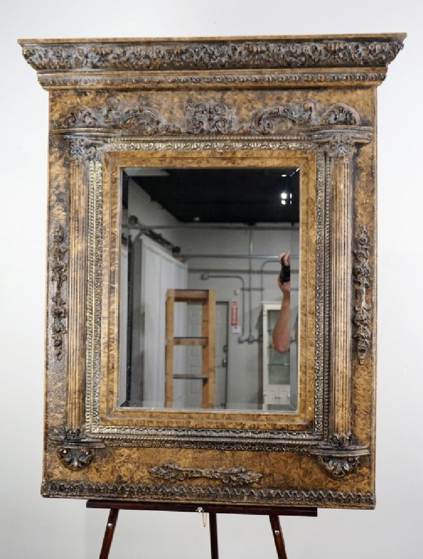 ARCHITECTURAL STYLE WALL MIRROR - 4