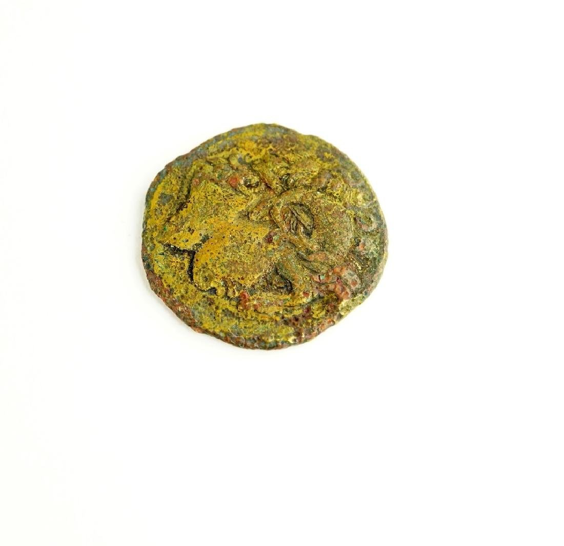 (8) ASSORTED ANCIENT COINS - 5