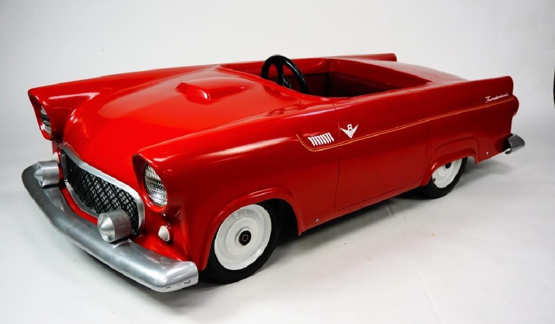 1955 THUNDERBIRD JUNIOR POWER CAR - 6