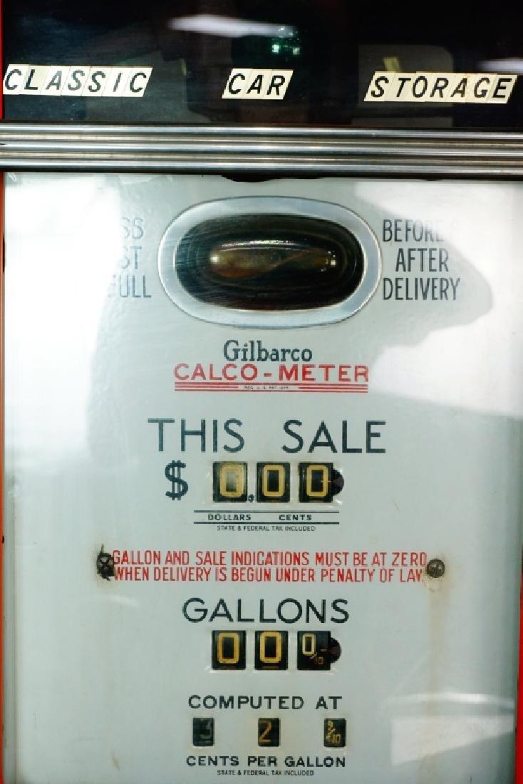 GILBORCO CALCO-METER GAS PUMP - 2