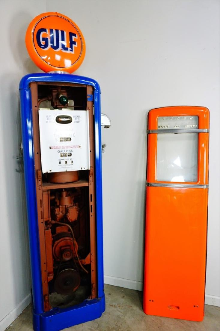 GILBORCO CALCO-METER GAS PUMP - 7