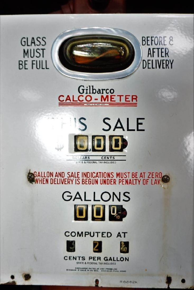 GILBORCO CALCO-METER GAS PUMP - 8