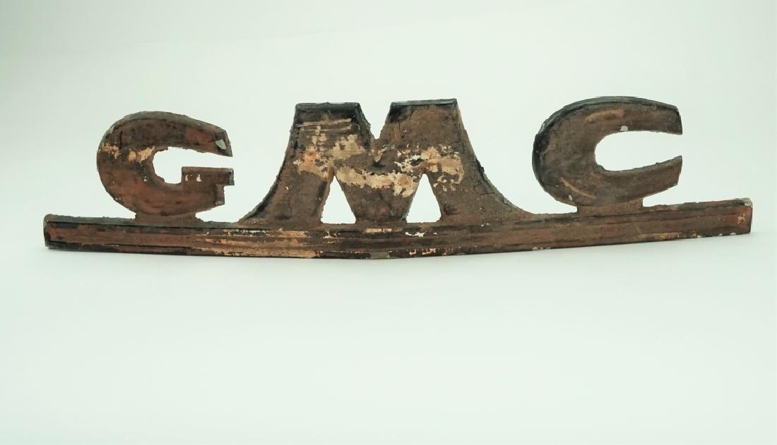 1947-1953 GMC TRUCK EMBLEM