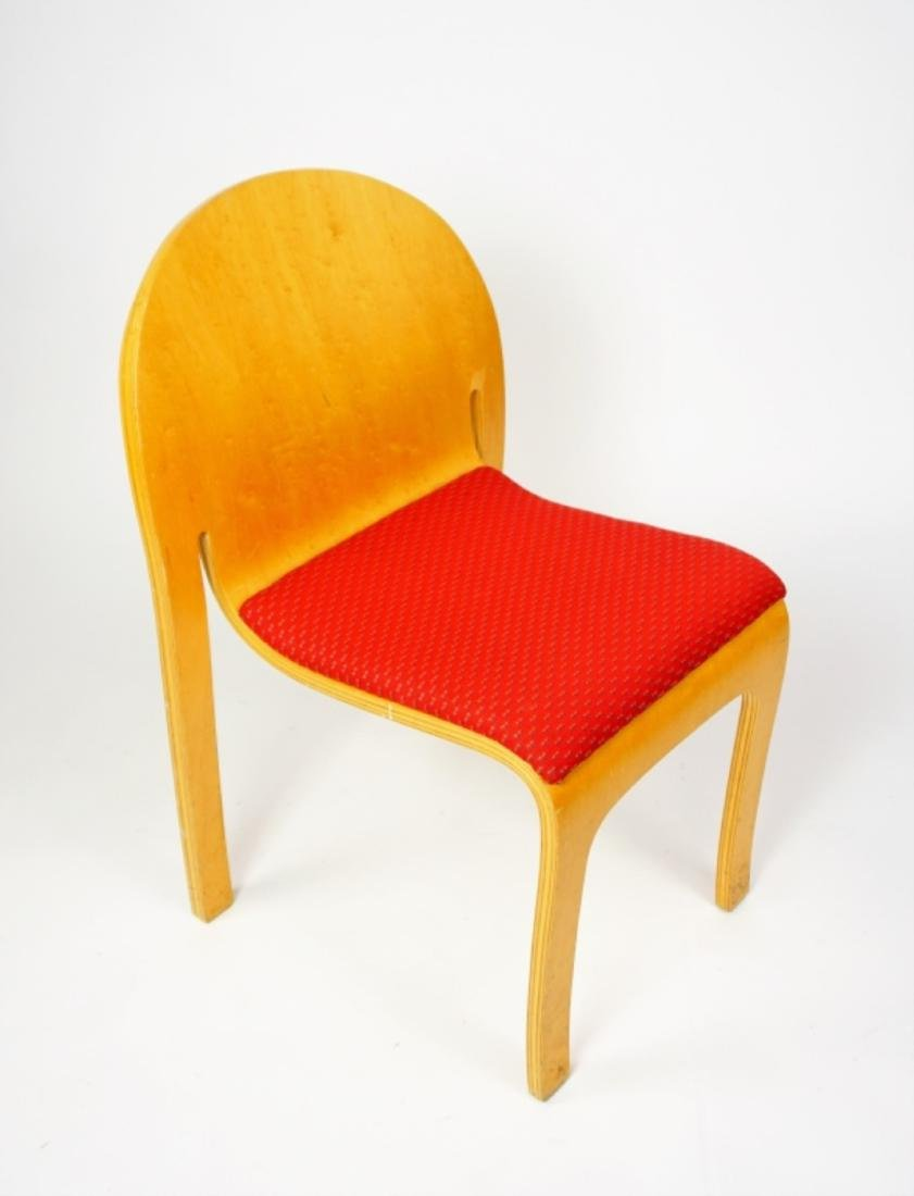 & MID-CENTURY BENT PLYWOOD CHAIR
