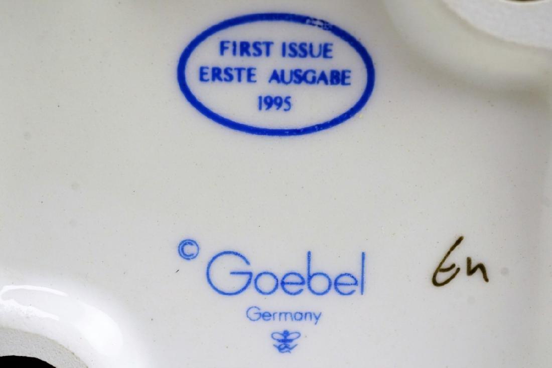 (2) GOEBEL FIGURINES - 5