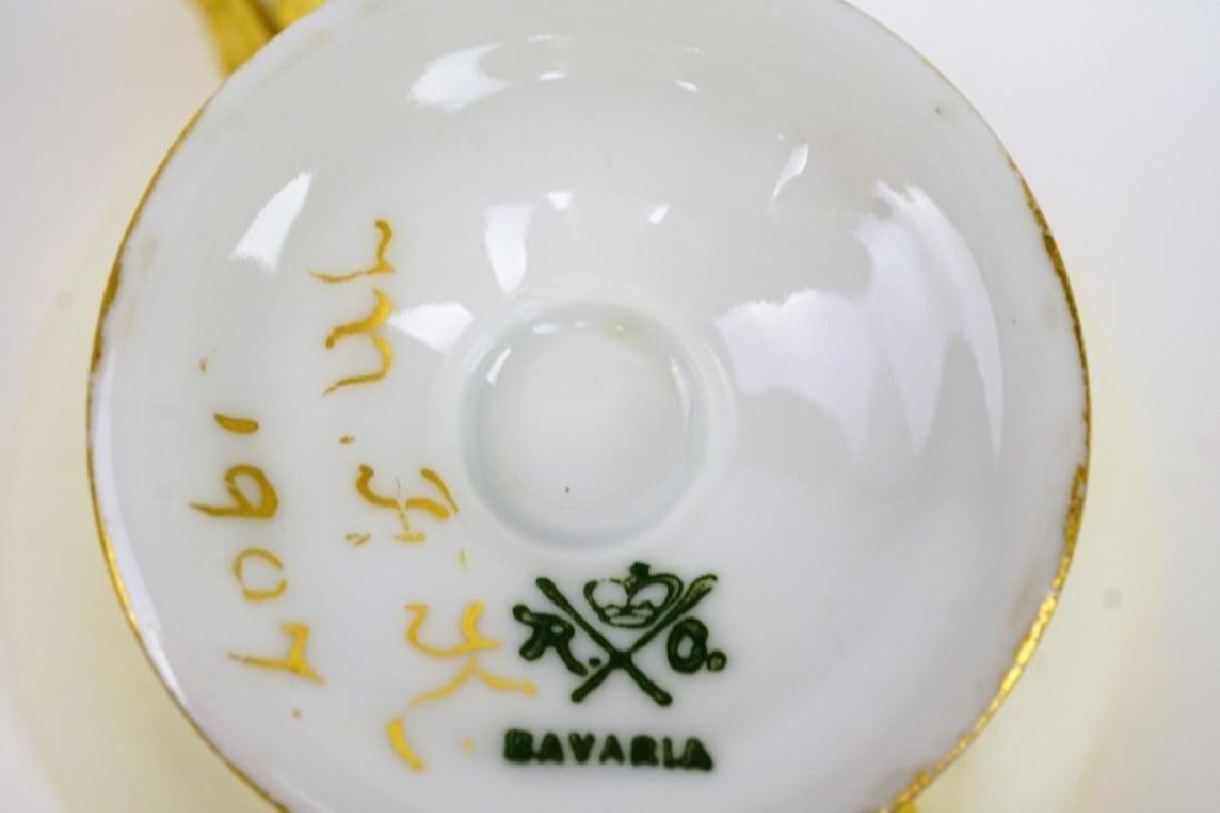 13pcs BAVARIA CHINA - 5