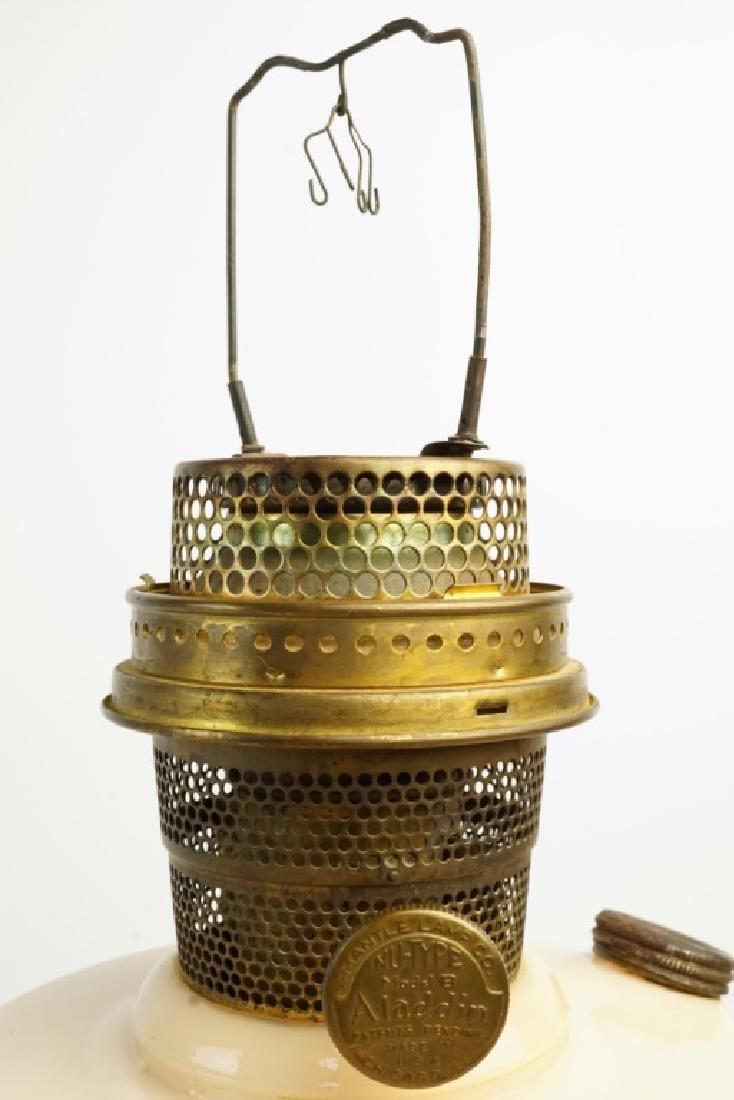 ALACITE ALADDIN LINCOLN DRAPE LAMP - 2