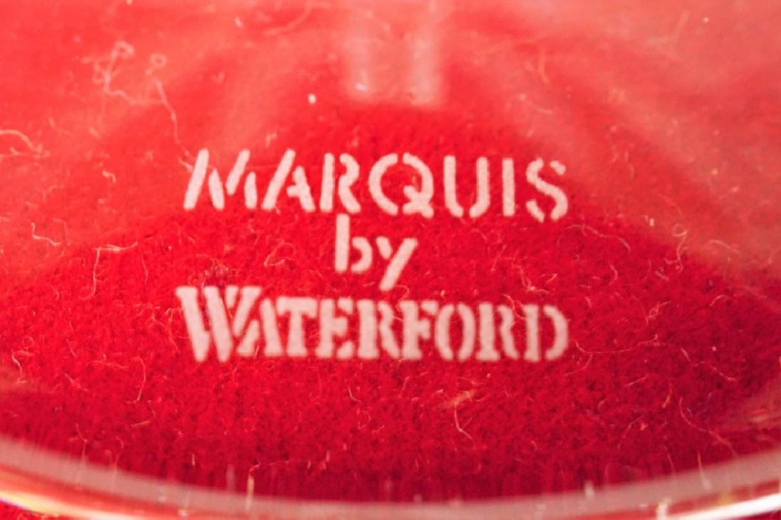 (6) MARQUIS BY WATERFORD MARTINI GLASSES - 5