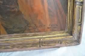 1922 FRAMED SIGNED PRINT - 3