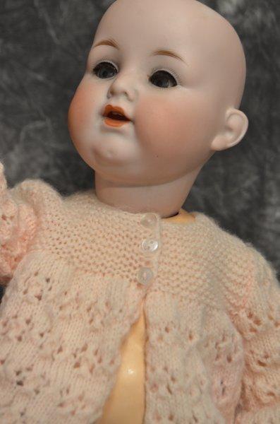 "16 1/2"" DARLING GERMAN CHARACTER BABY ~ 990 ~ - 2"