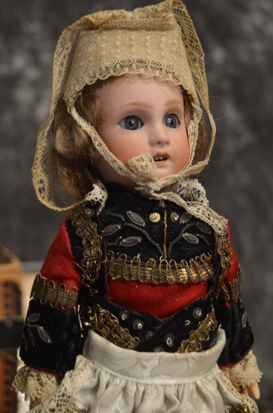 AMAZING ANTIQUE FRENCH BISQUE BEBE ~ JUMEAU ~ 1907 ~ - 2