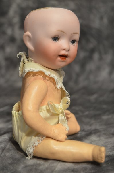 """8"""" GERMAN ANTIQUE BABY DOLL - 2"""