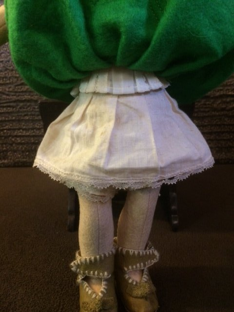 "13"" ALL ORIGINAL LENCI DOLL - 6"