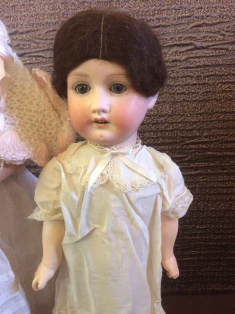 LOT OF 2 ANTIQUE DOLLS - 3