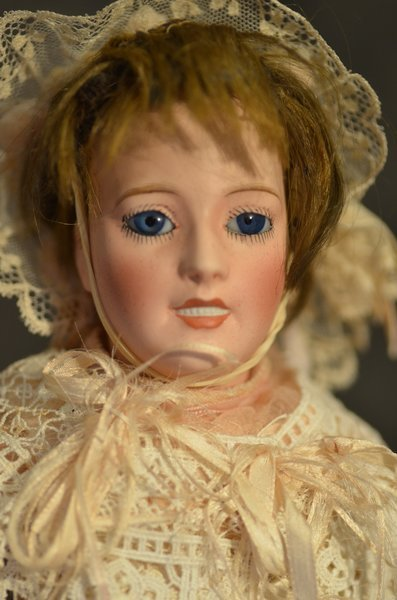 ANTIQUE FRENCH BISQUE DOLL ~ LORRAINE ~ JE MASSON - 4
