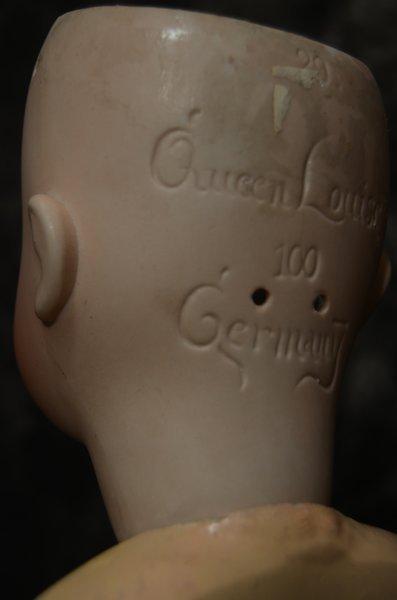 "23"" ANTIQUE ~ QUEEN LOUISE ~ ARMAND MARSEILLE - 4"